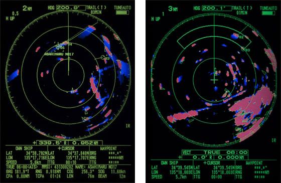 M-1815 AIS Target Tracking