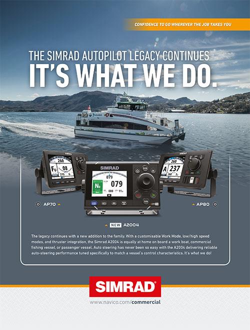 Simrad Autopilot Family